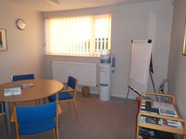 Newcastle Therapy Centre Meeting Room