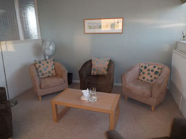 Newcastle Therapy Centre Therapy Room